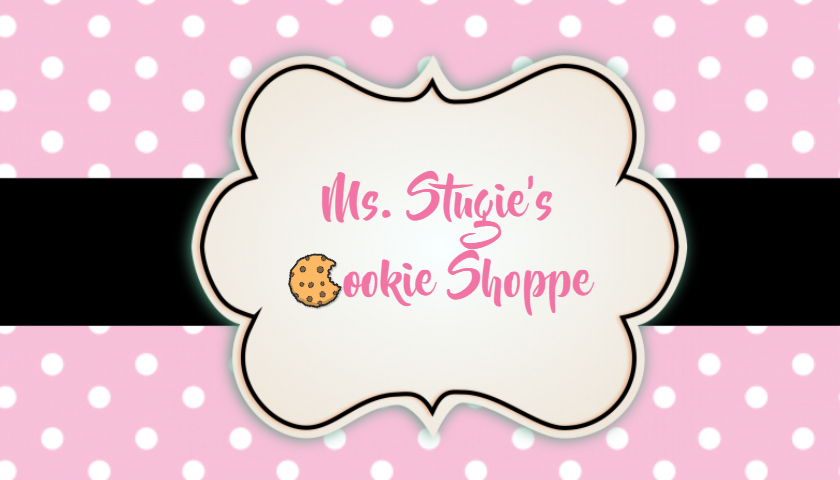 Custom - Give the gift of cookie! Use the Ms. Stugie's Cookie Shoppe gift card to purchase your favorite flavors or merchandise. To redeem, simply visit, call, or email our store location.