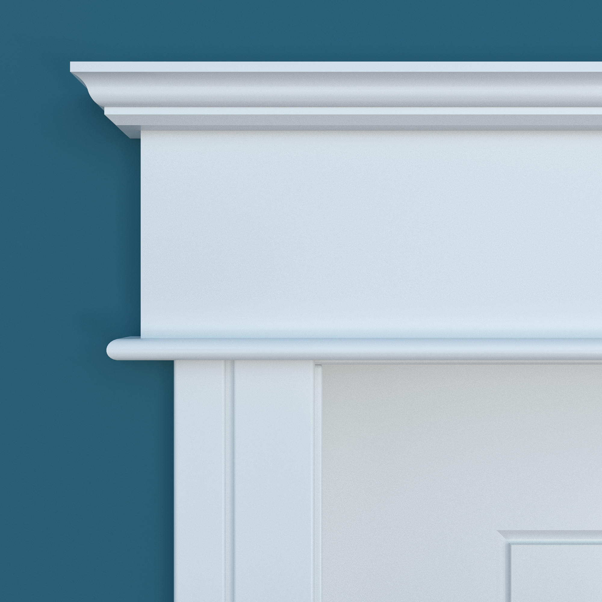 Architrave Build-Up     1035E   + 1x6 +   H282