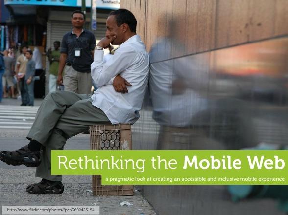 Rethinking the Mobile Web, https://www.slideshare.net/bryanrieger/rethinking-the-mobile-web-by-yiibu