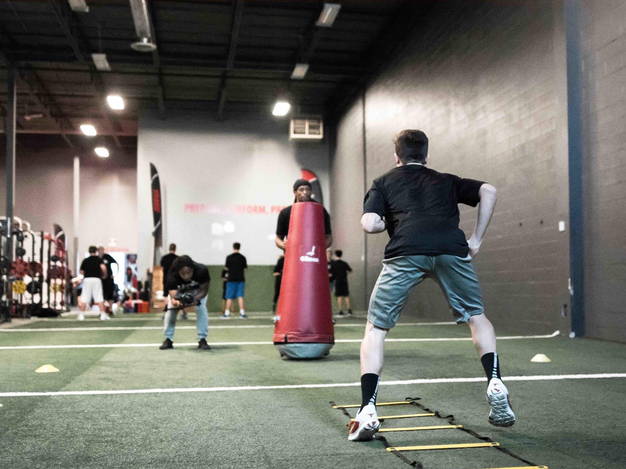 Toronto's best Speed training and football skills