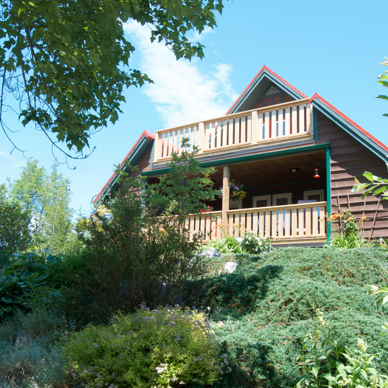 The Lodge -