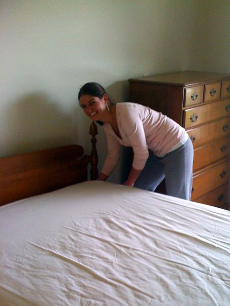 Our Settling Services include unpacking boxes, putting things away, making your beds, to insure your transition is as easy as possible
