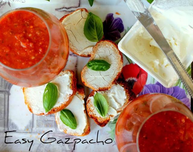 Easy-Gazpacho