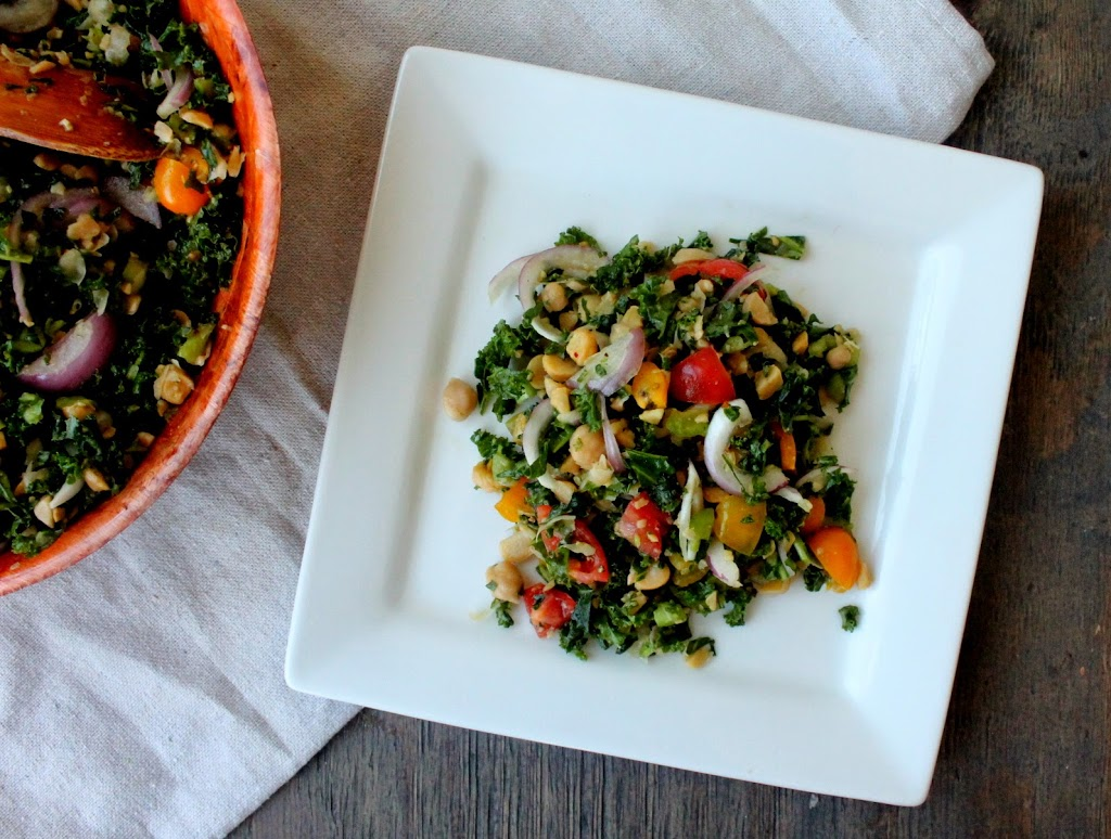 chopped-kale-and-chickpea-salad