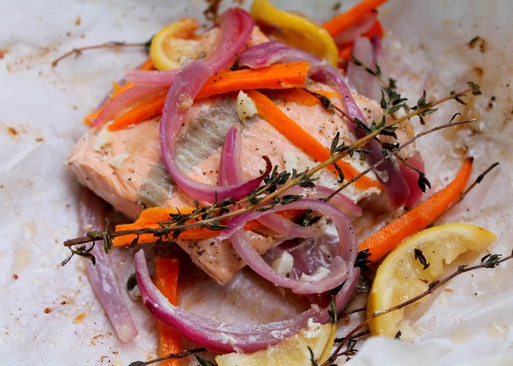 salmon-en-papillot