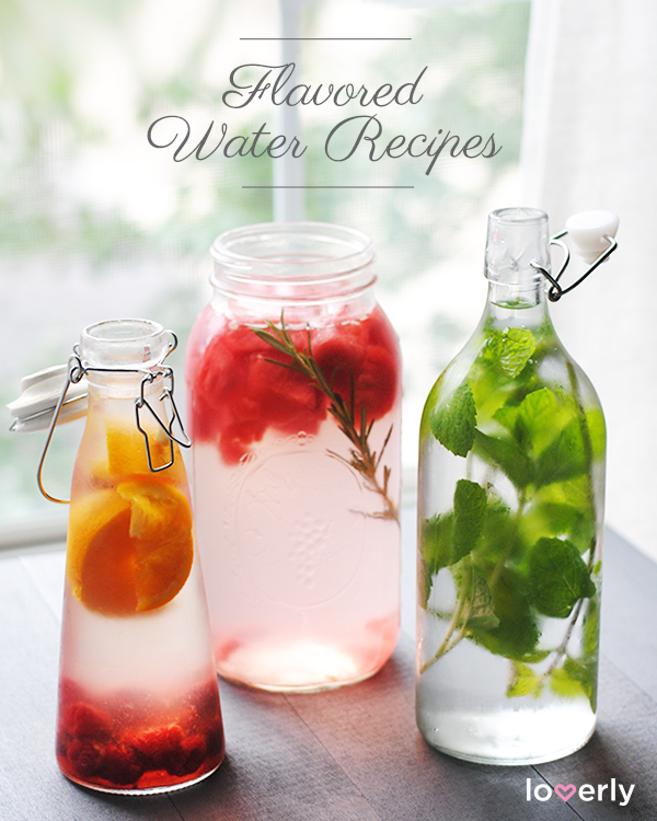 Flavored-Water-Recipes