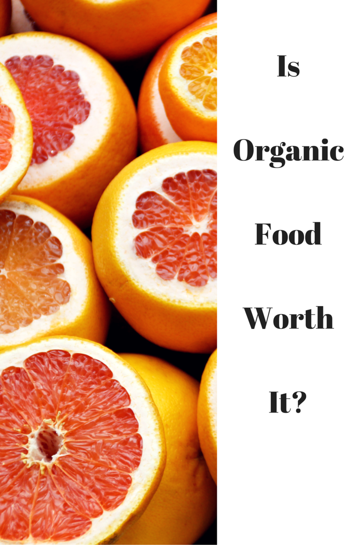 Is Organic Food Worth It? A post dedicated to organic vs. conventional industry and what it really means to consumers in terms of health benefits, cost, and hormone/antibiotics use.