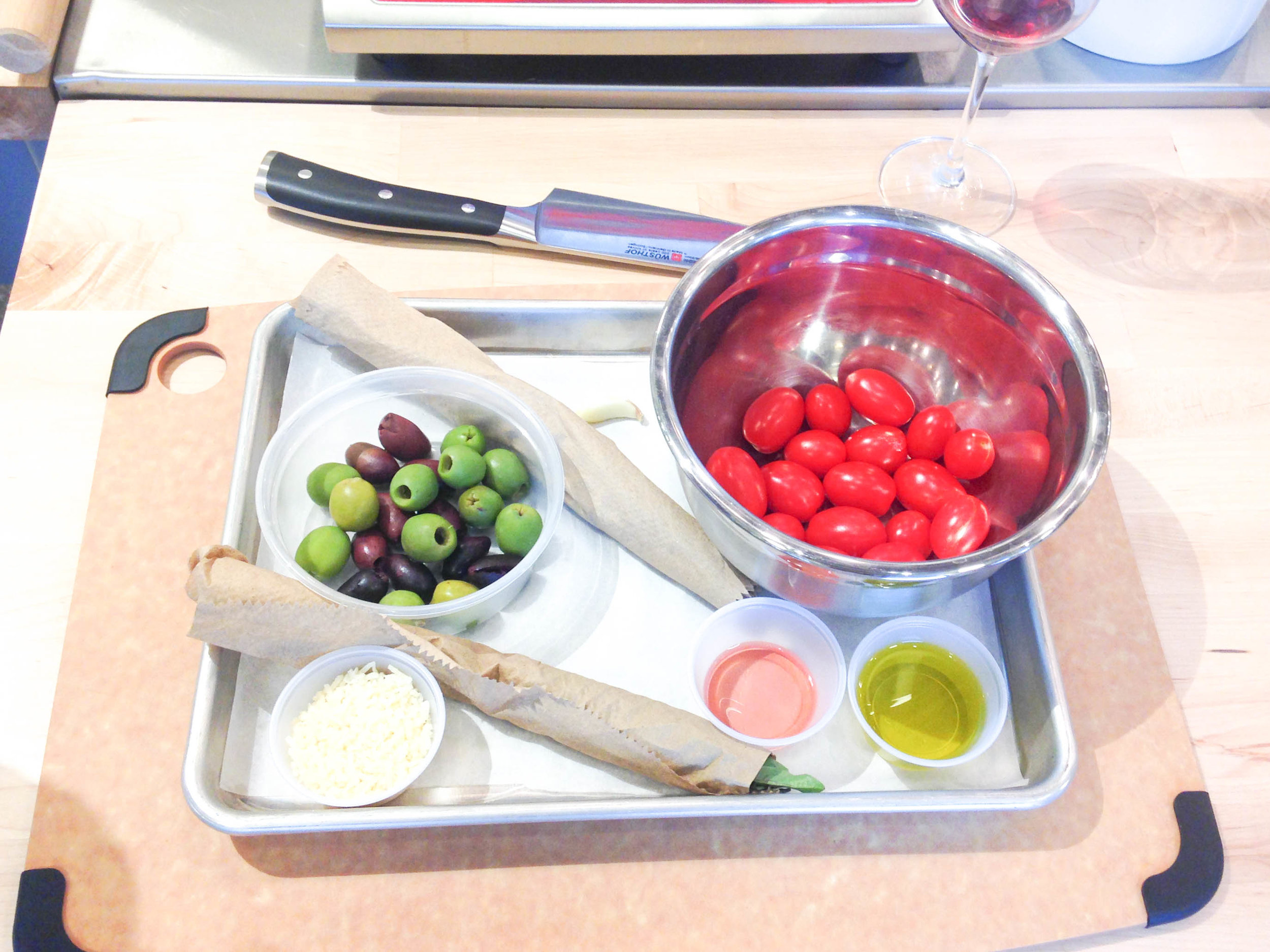 5 Things I learned from the cooking class at Sur La Table!