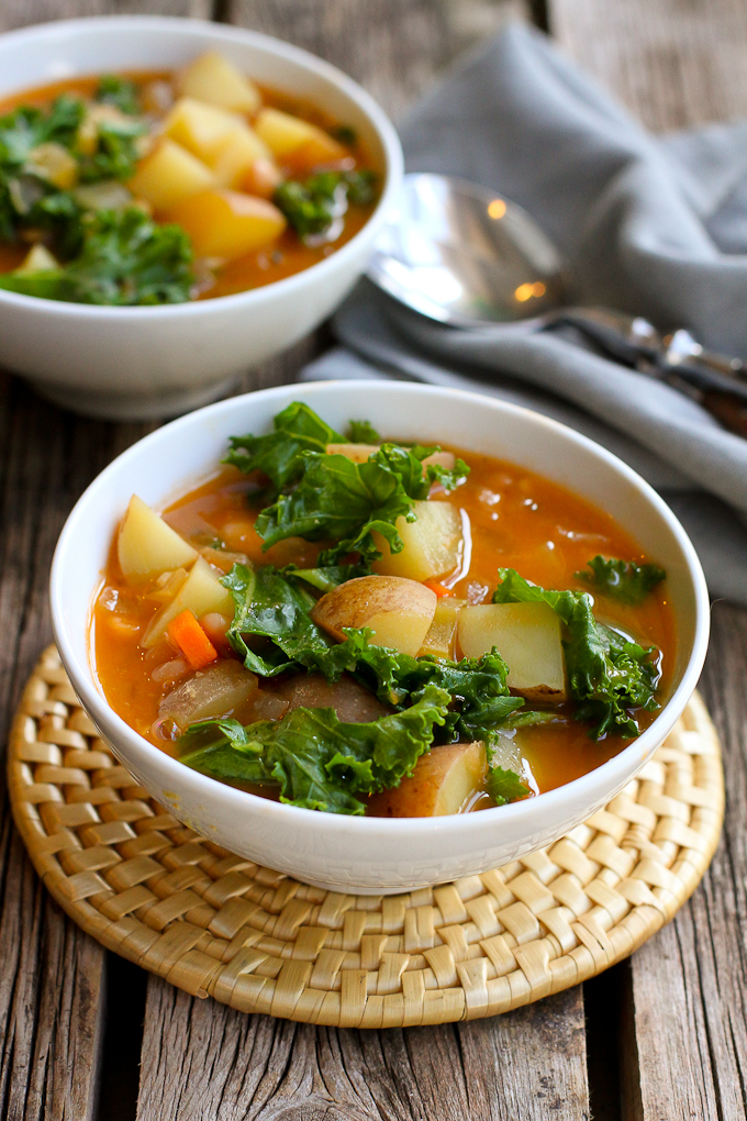 Roundup of 29 Healthy Legume Recipes including soups, salads, dips, main-meal ideas, and more!