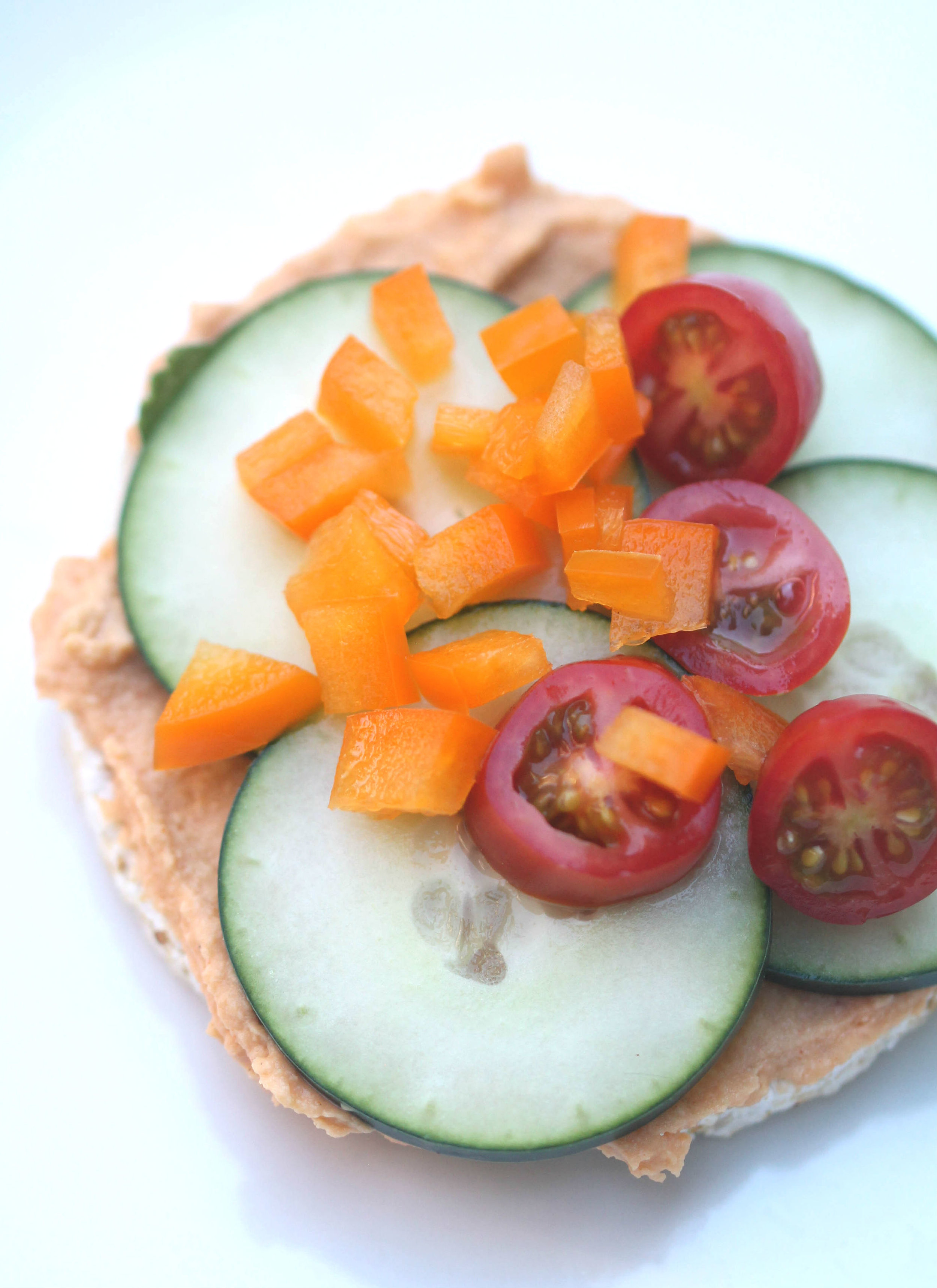 5 Rice Cake Topping Ideas for quick snacking.