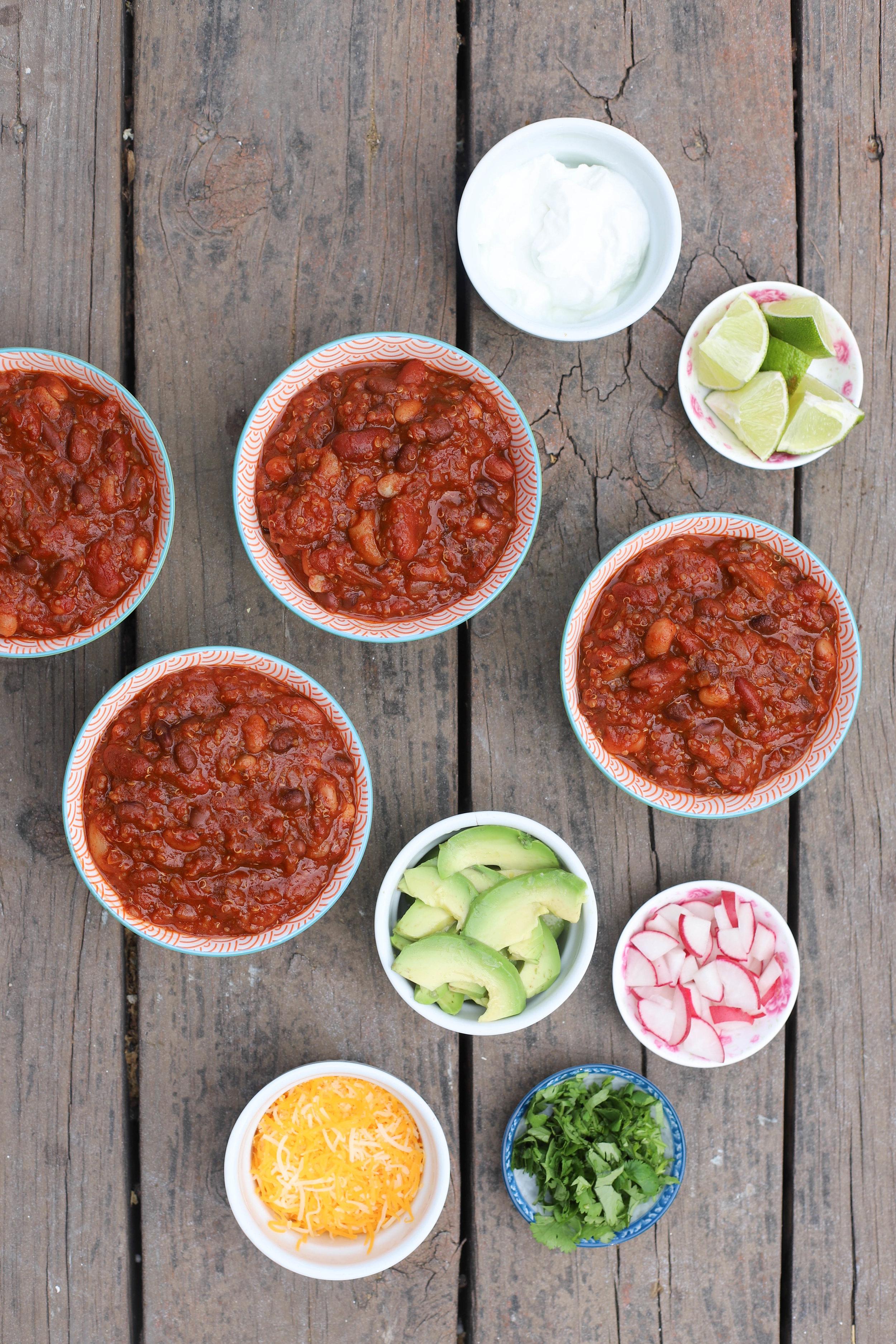 Vegan Glutenfree Chili