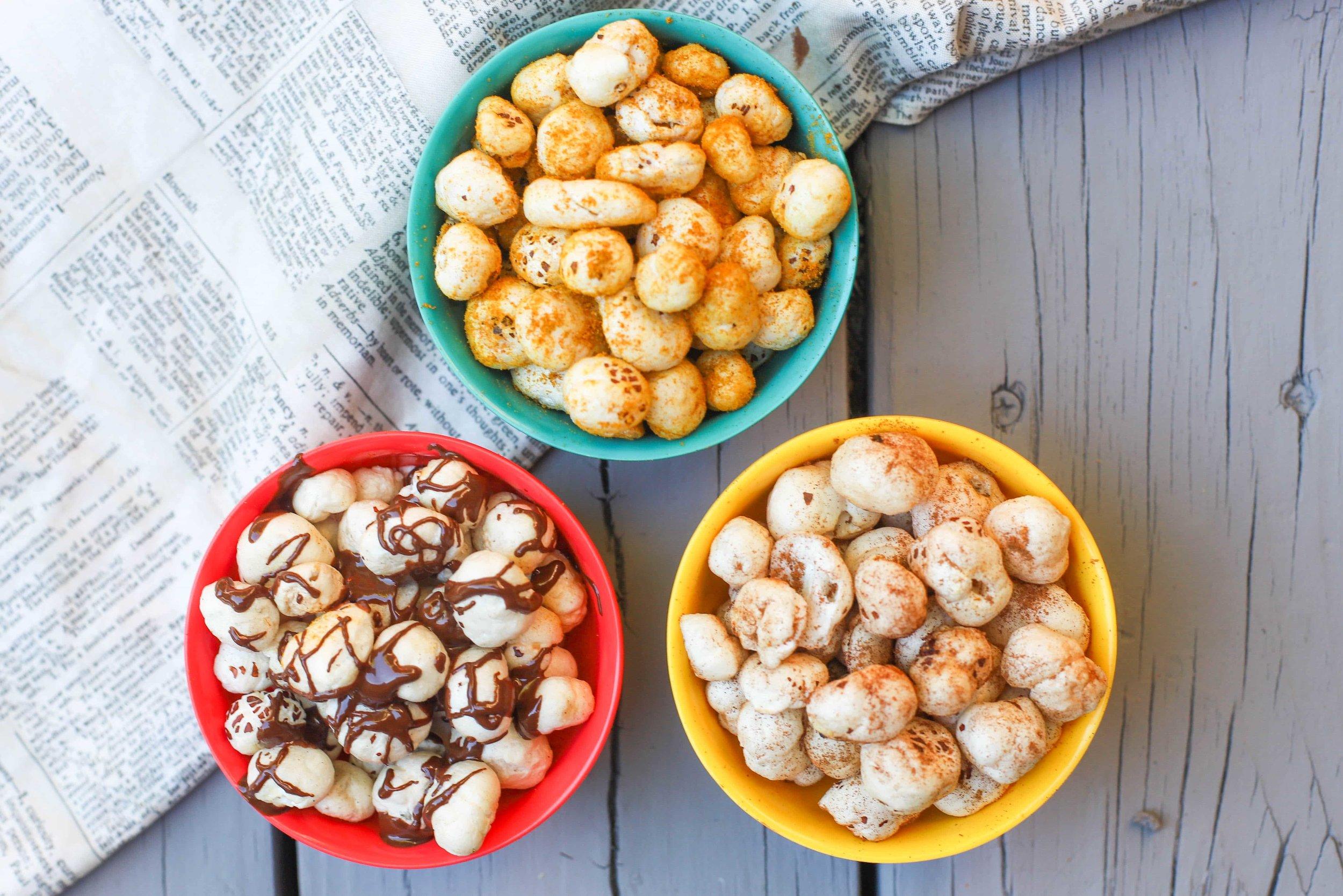 Roasted Phool Makhana, Snack