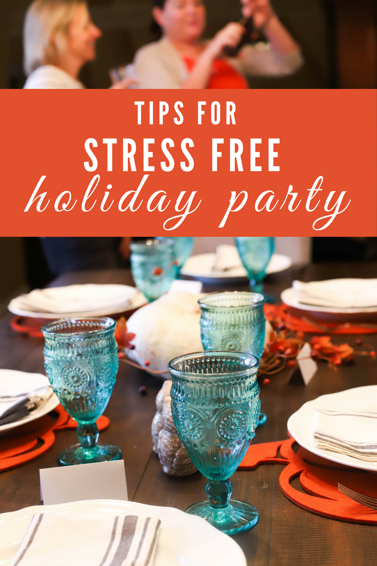 Tips and Shortcuts for Hosting A Stress Free Holiday