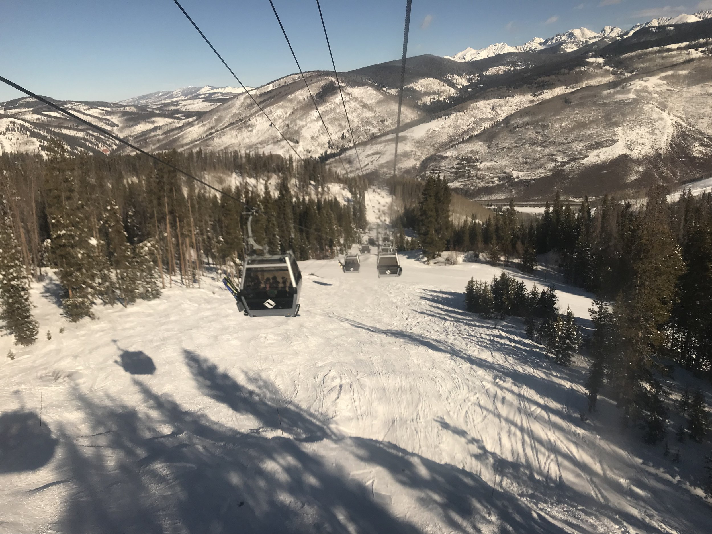 Colorado weekend getaway - Highlights from our Colorado trip; Denver, Vail, and Ft. Collins!
