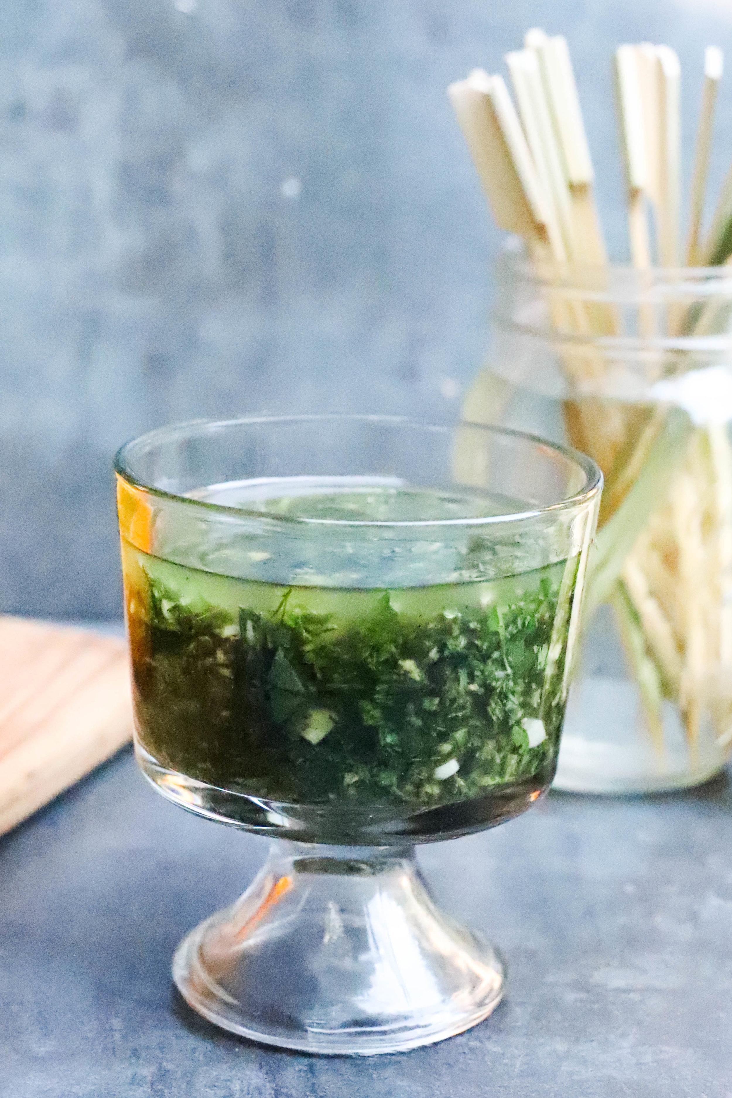 All Purpose Garlic & Herbs Marinade