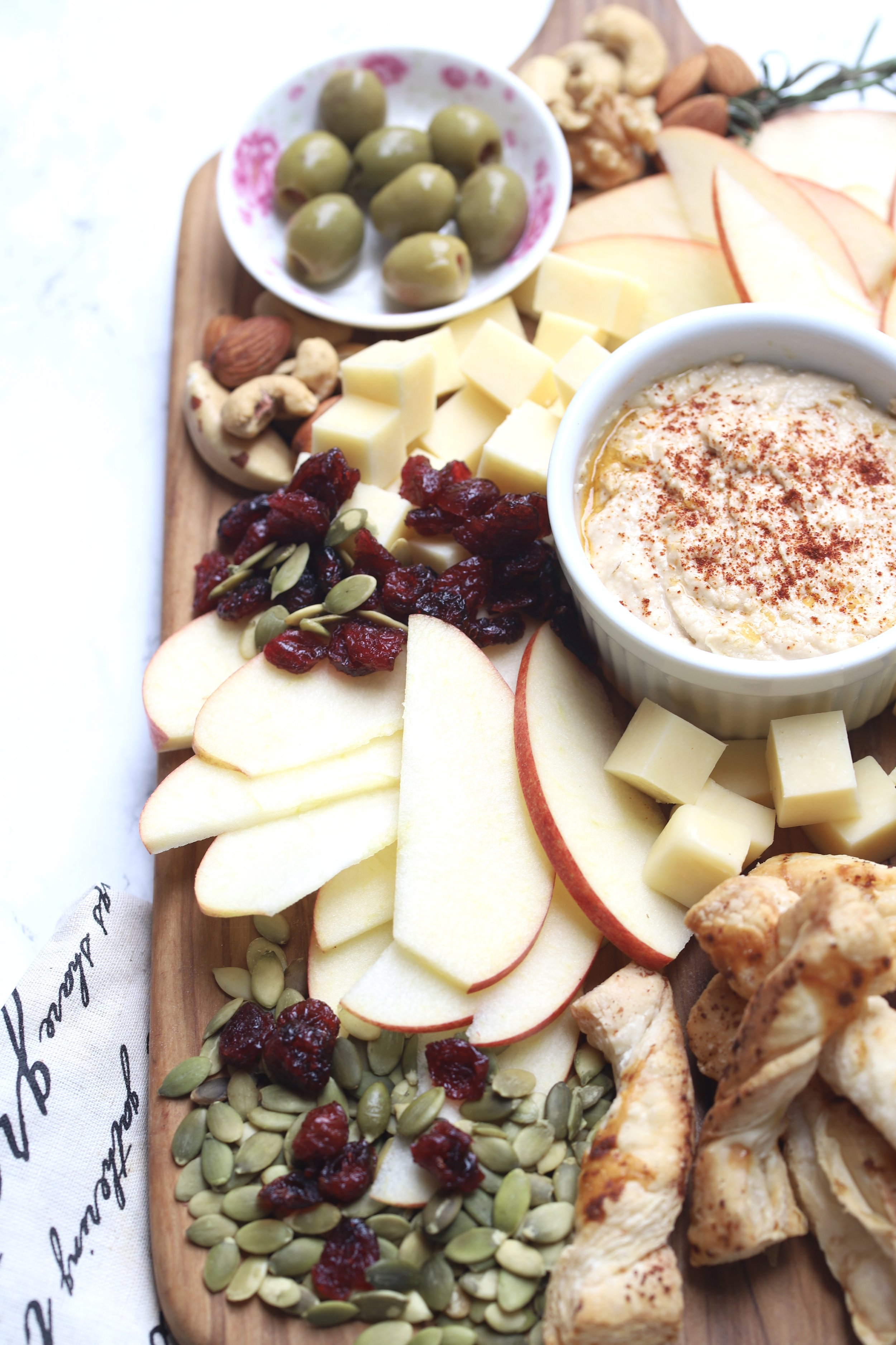 Grazing Board For One