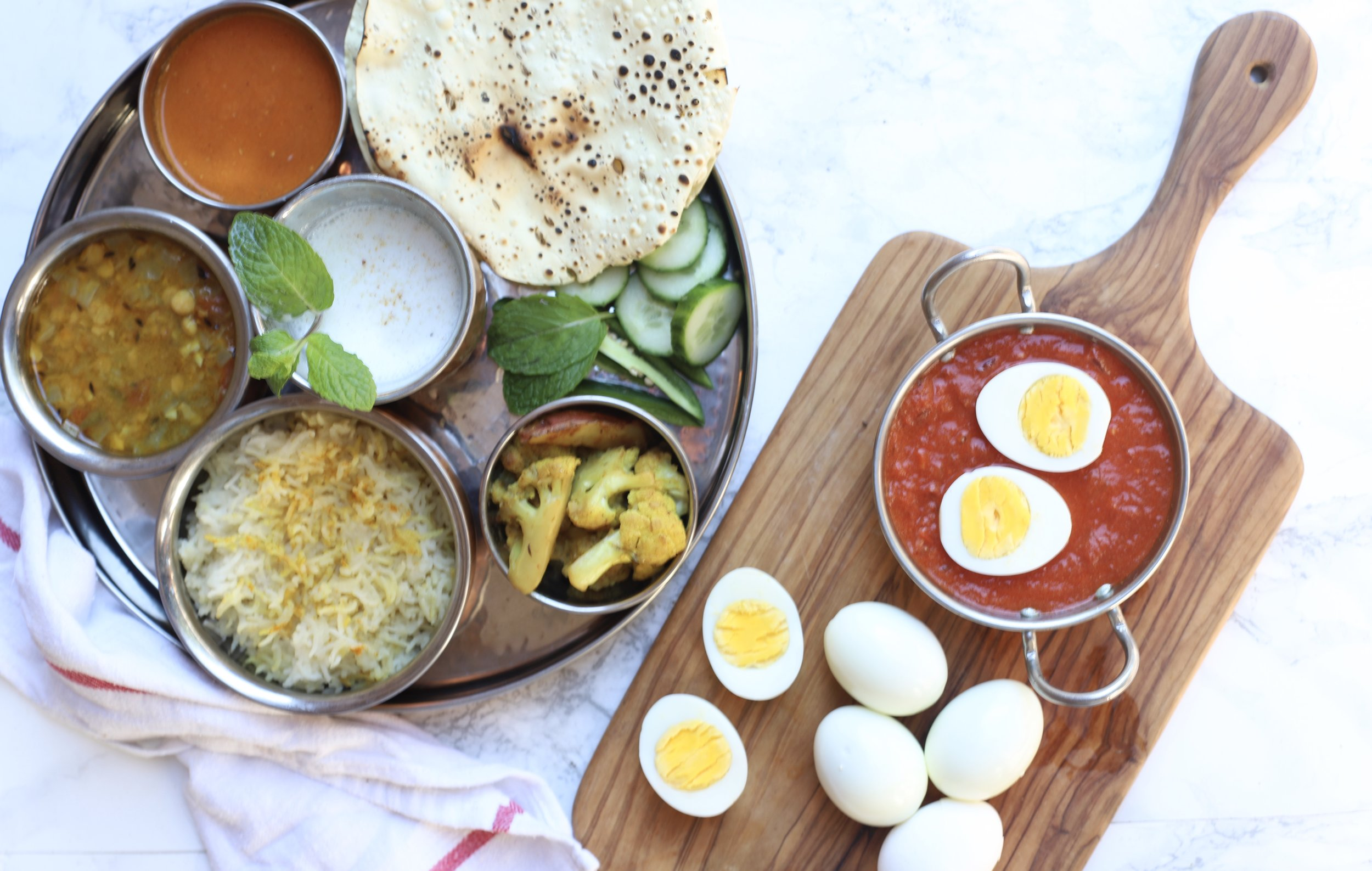 Everyday Healthy Egg Curry