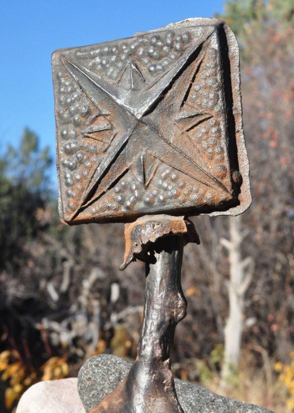 cast iron star for ansi.JPG