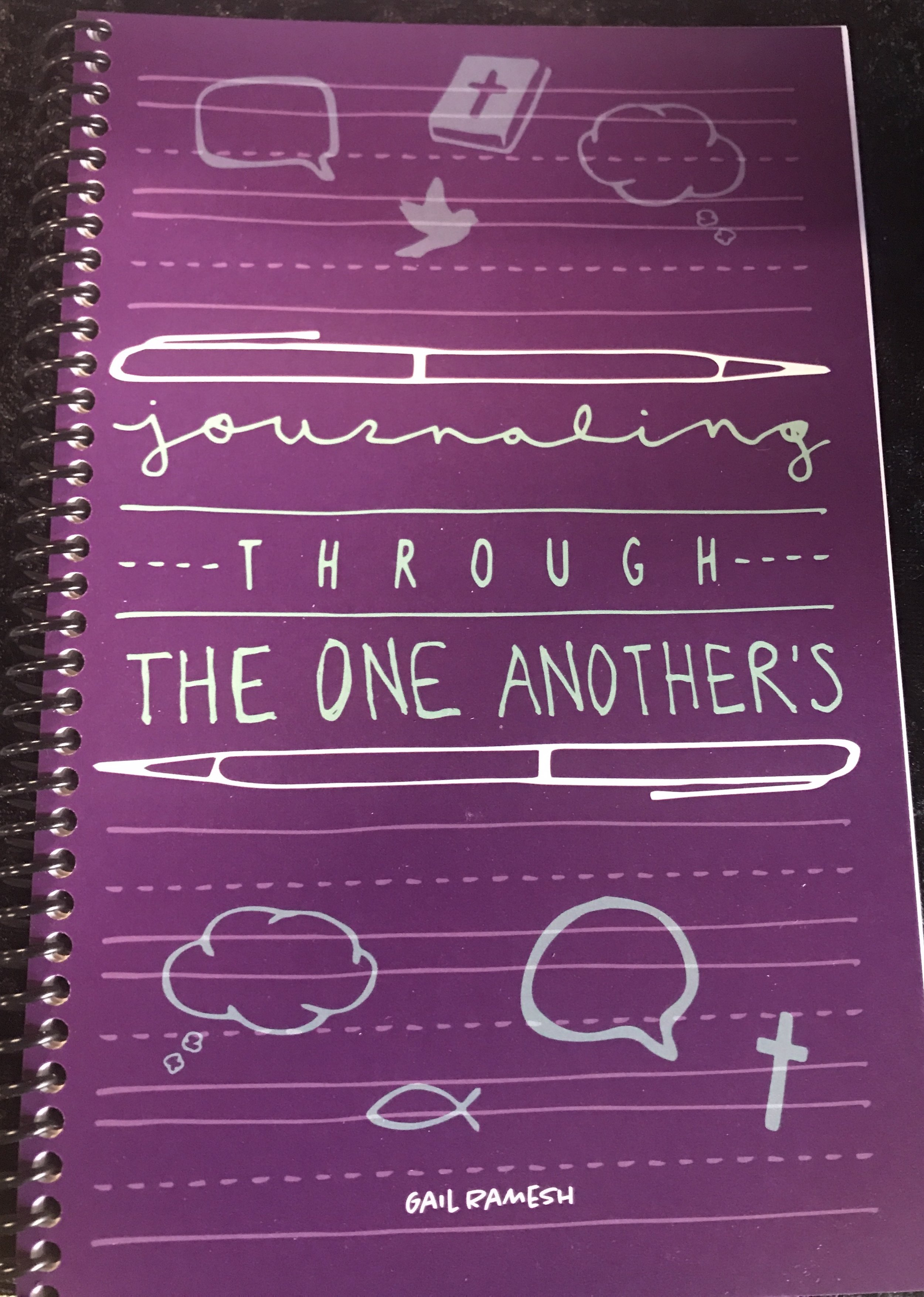 Journaling Through the One Another's