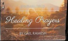 Healing Prayers Journal Deck