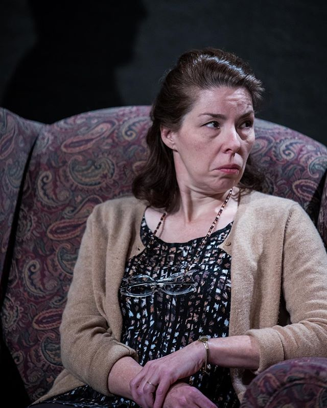 That look mother gives you when you tell her you haven't gotten your tickets to The Open House yet.  Only five more chances to see it! Tonight through Saturday evening @havanavancouver  Tickets available @ www.havanavancouver.com/theatre  #willeno #yvrtheatre #theatre #sticksandstones