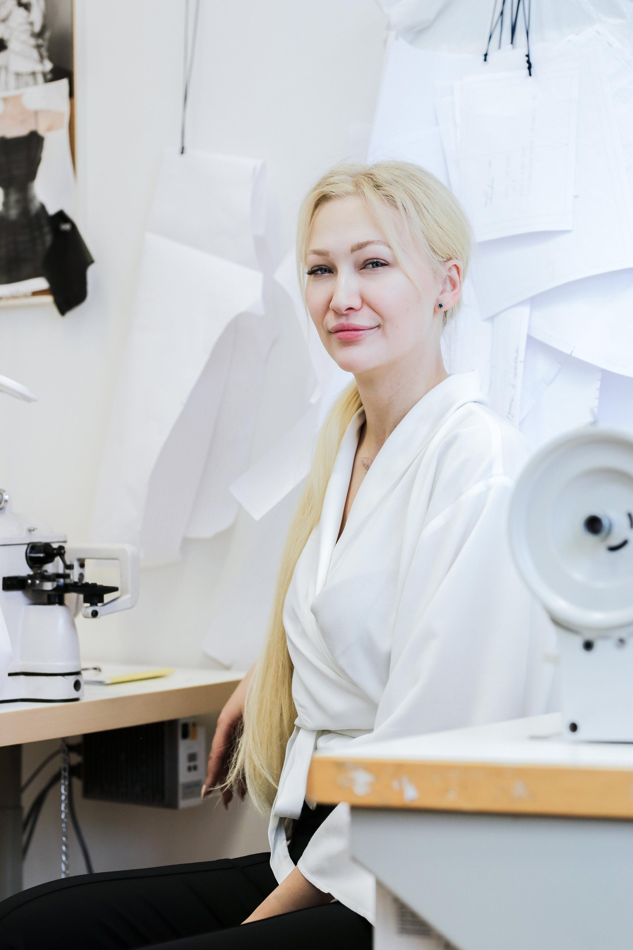 SOROCKOLITA - Designer Viktoriia Stukalova
