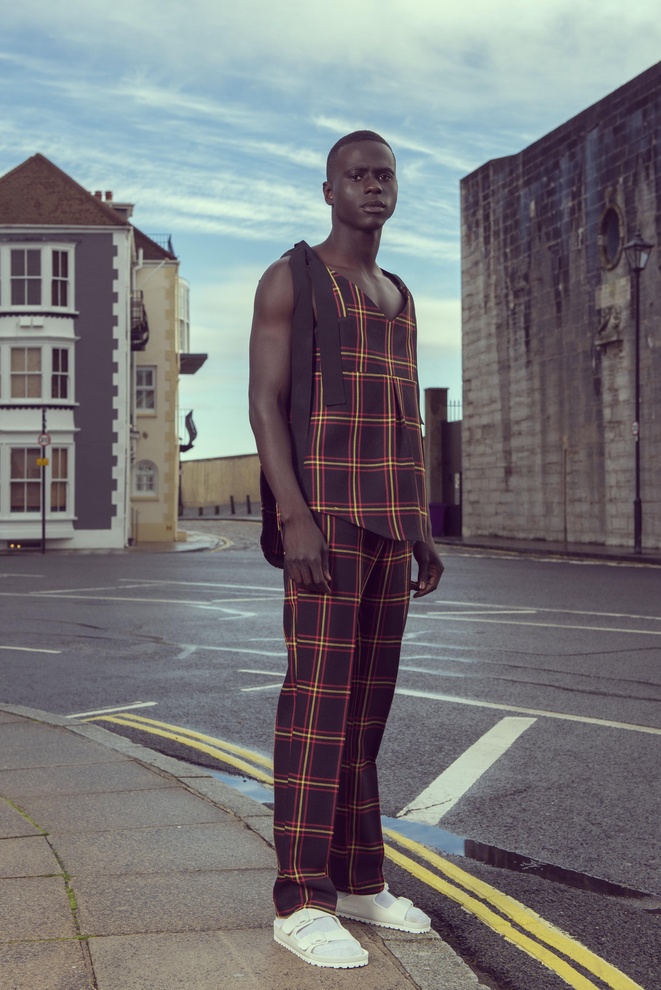Denzil Mapfumo - Portsmouth, England based designer