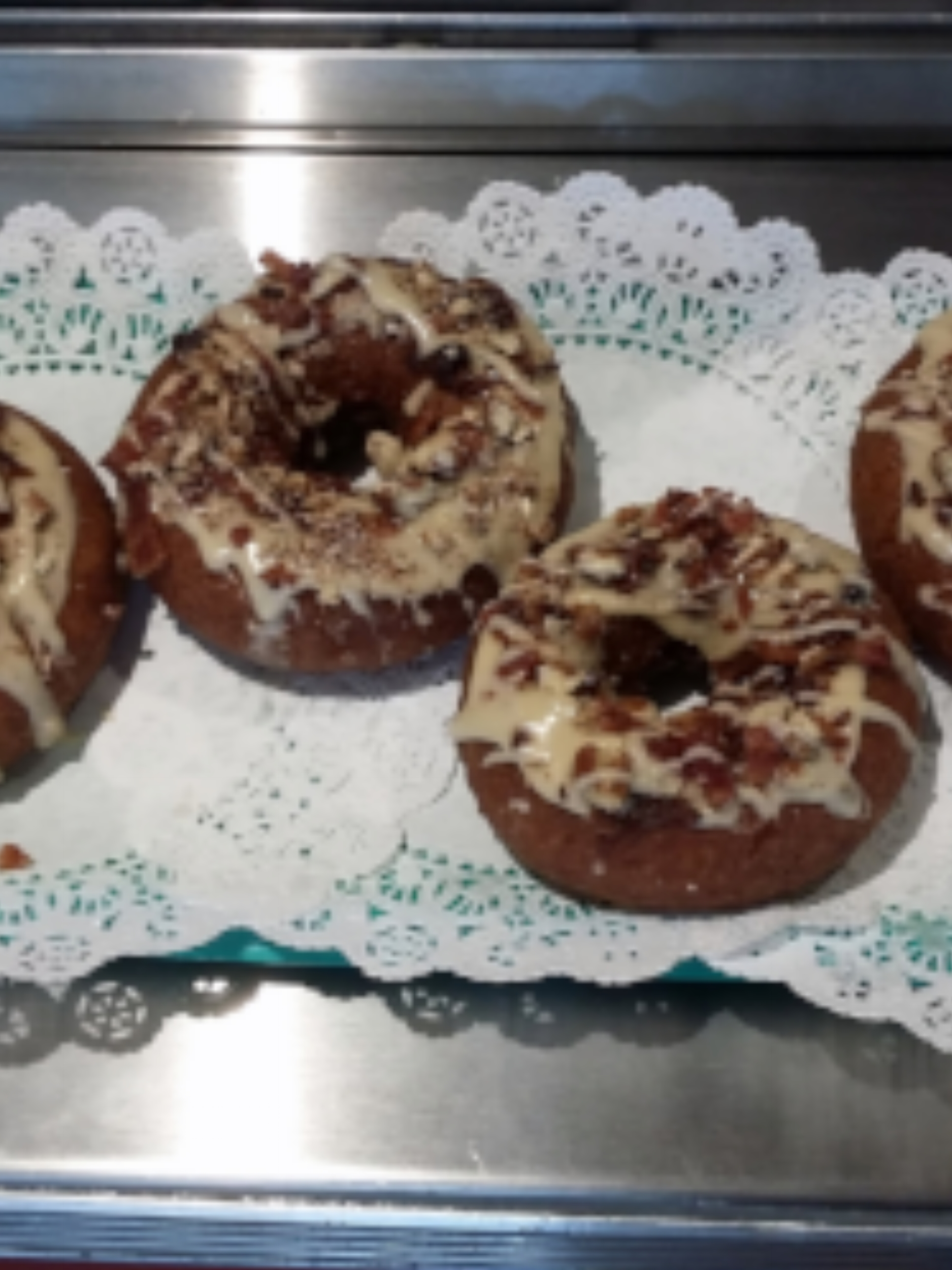 Copy of Maple Bacon Donuts
