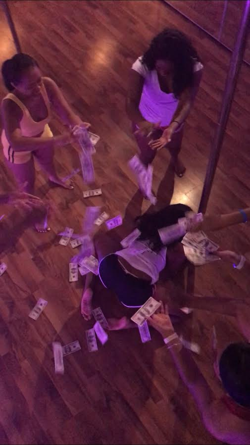 Pole Parties: where else can you be a pole dancer for one night? Wait, don't answer that!