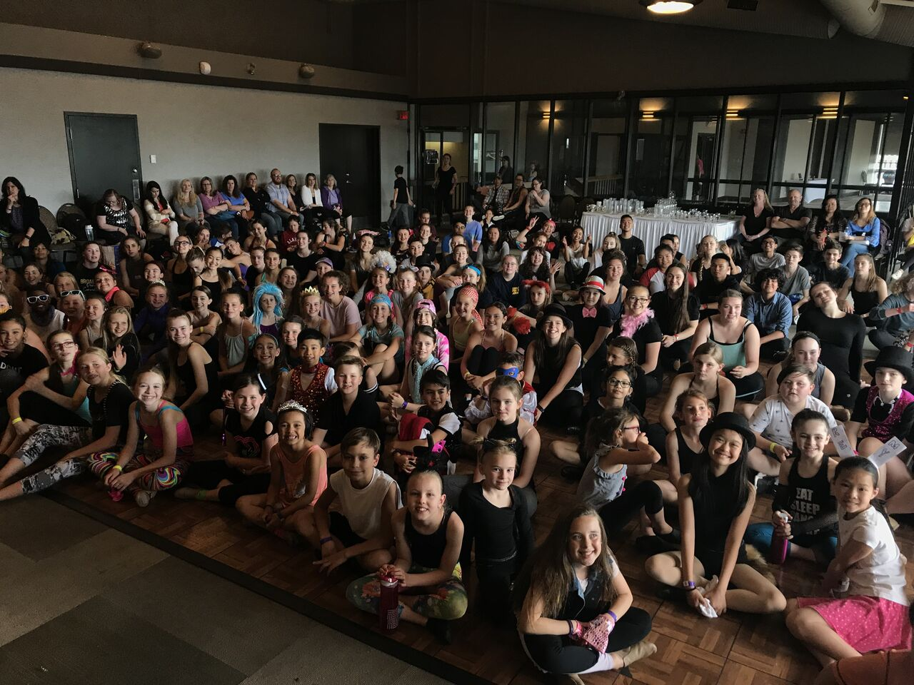 Broadway Dance Convention - June 16th 2018