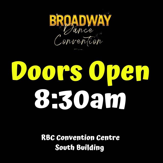 NEXT SATURDAY!! Registration will be available till 9am The day of! Don't miss out on this incredible day of Musical Theatre!! #bdc2019 #registernow #bdc #broadwaydance #musicaltheatre