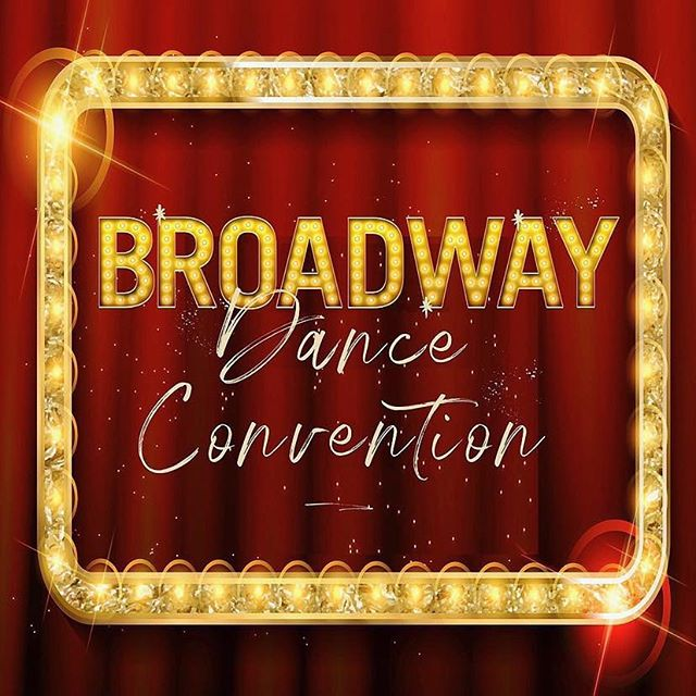Tomorrow is the Big Day!!! If you're attending #BDC2019 tomorrow check our our next post for some important things to remember!! #broadwaydance