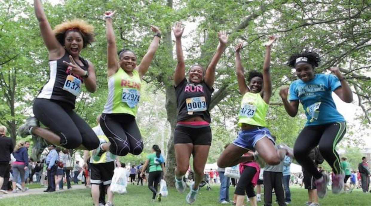 Fit Chicks: Toni Carey of  Black Girls RUN!