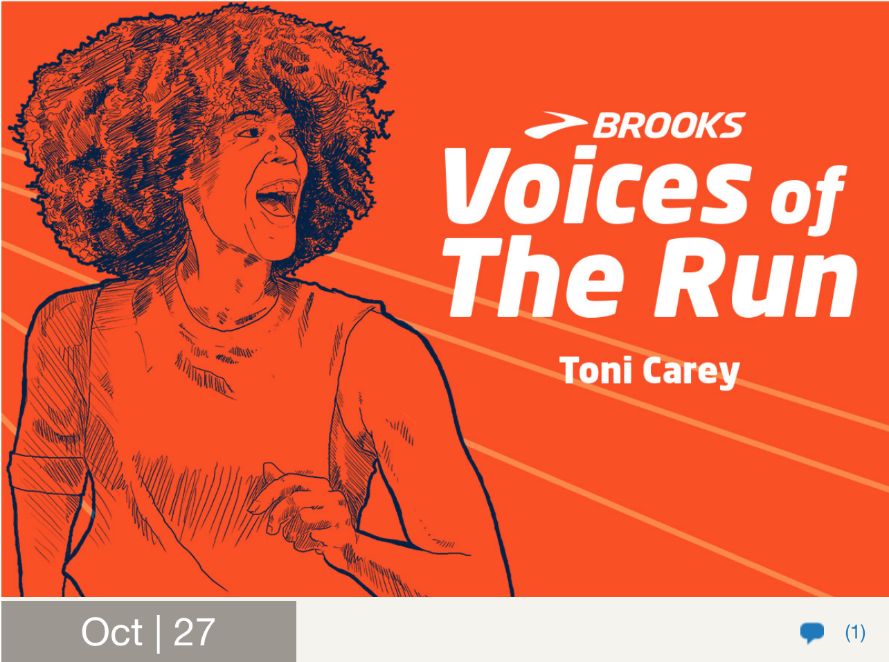 [Brooks] Voice on the Run -