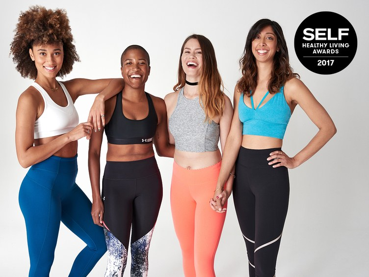 [SHAPE] - 9 Impressive Women in Fitness Making an Impact in the Industry