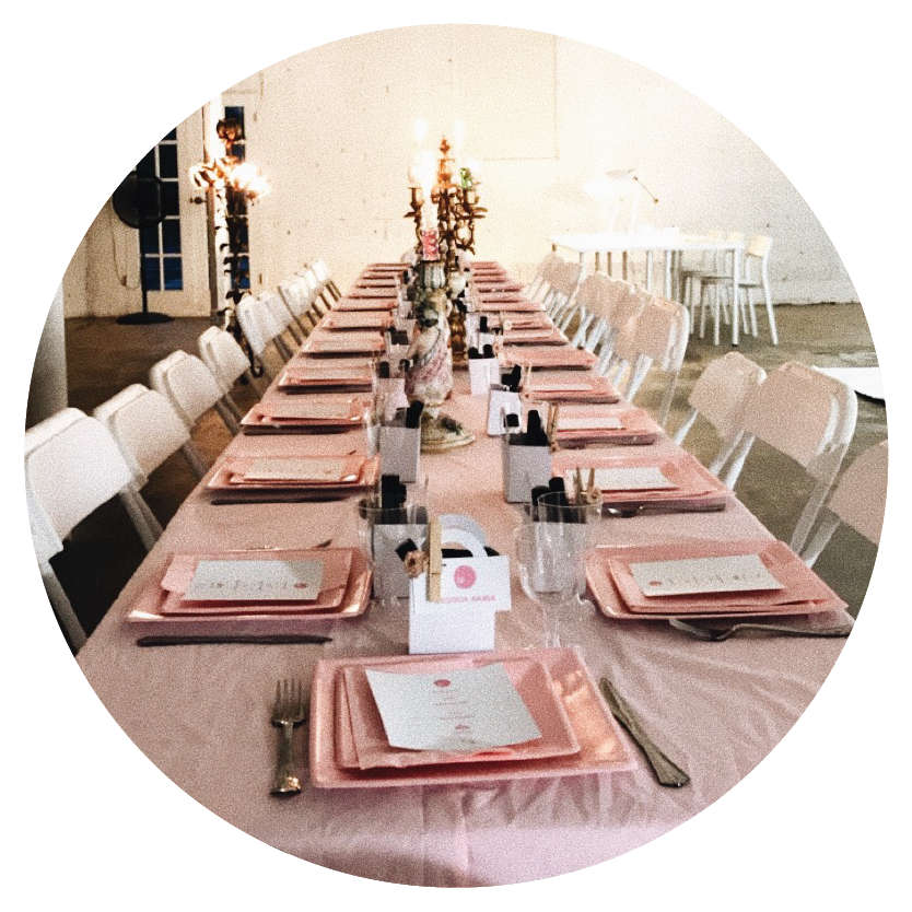09.28.17 | AWOM Lab Unveiling Woman's Dinner