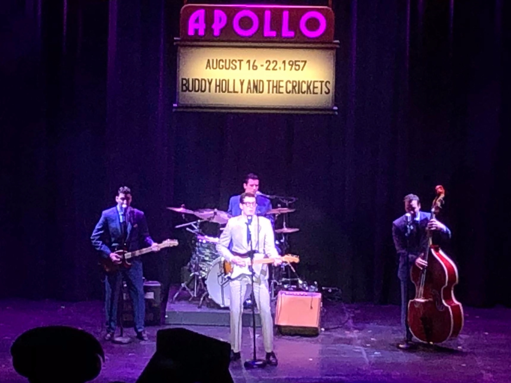 Buddy: The Buddy Holly Story - At the John W. Engeman TheaterNorthport, Long Island1/17/19-3/3/19