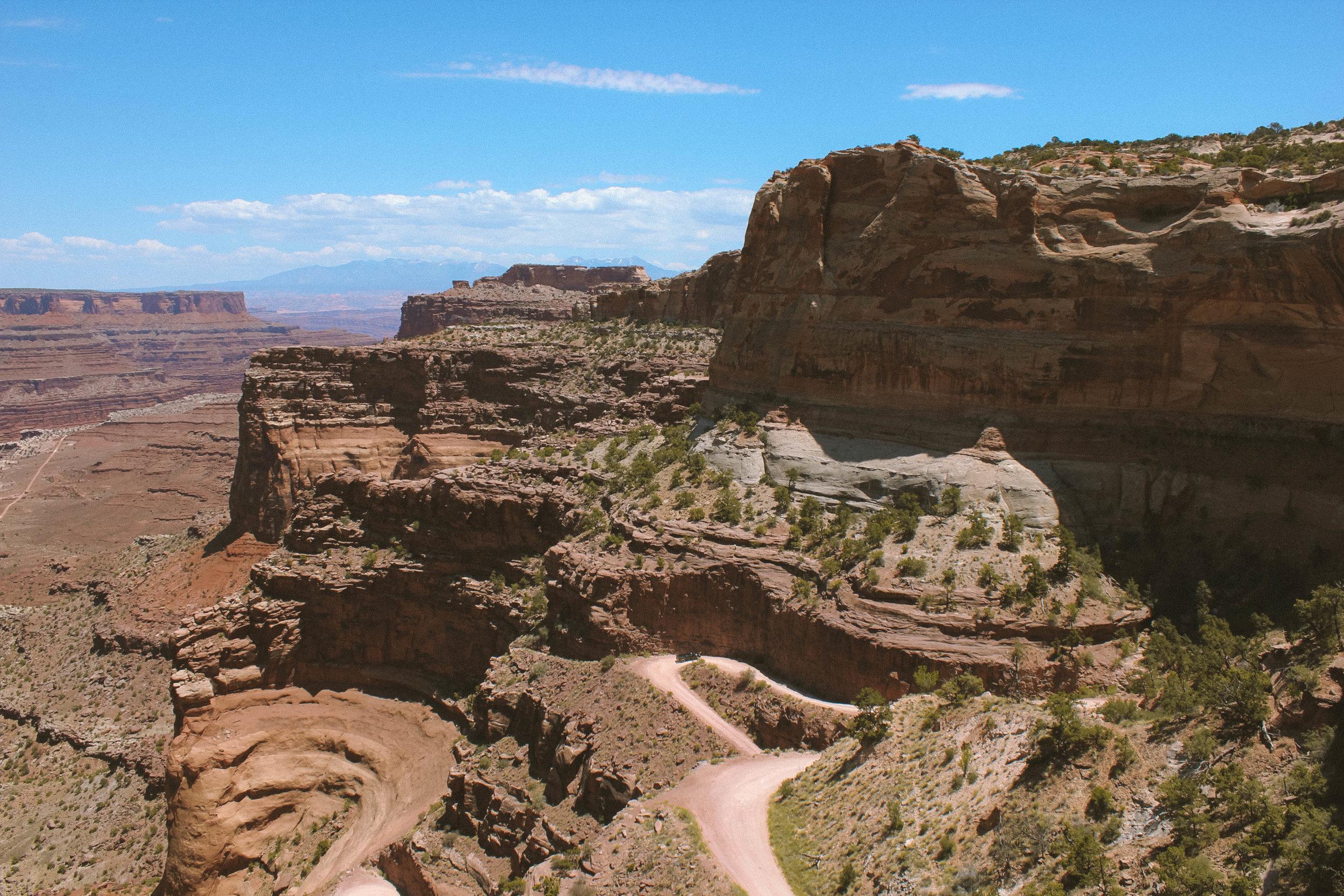 Grand canyon national park elopement