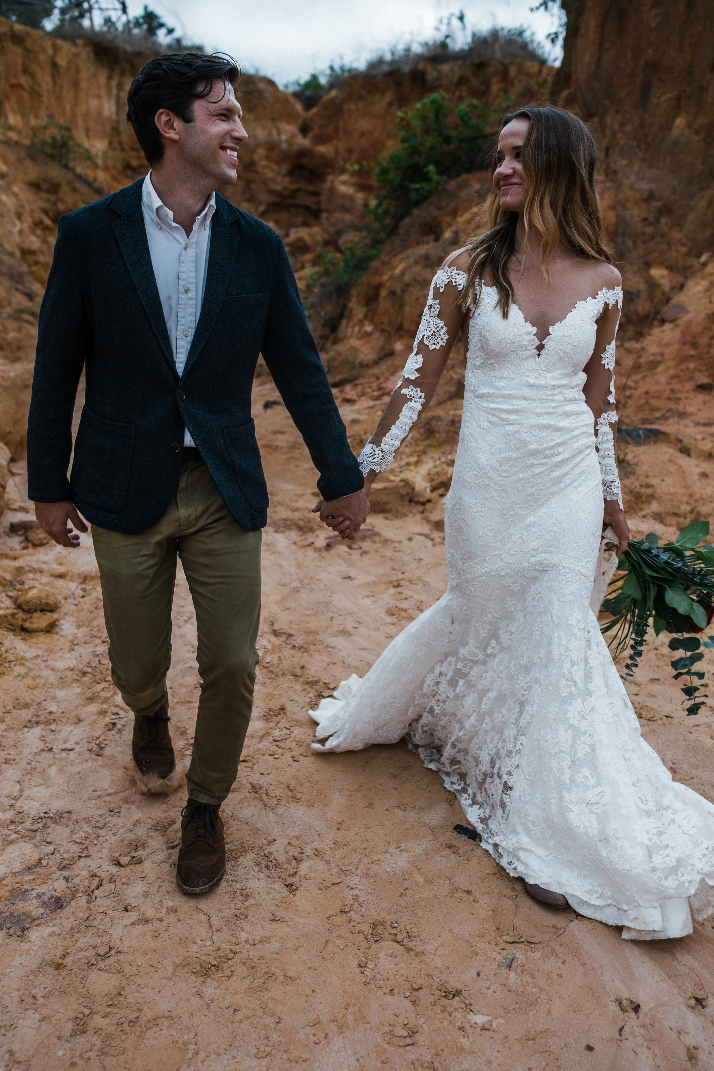 Arches National Park elopement inspired shoot