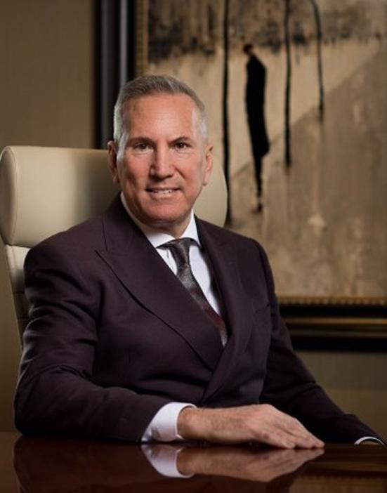Stephen Rosenberg  Founder & CEO Greystone Lending, Investment, Advisory