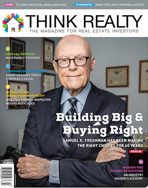 Sam Freshman   Board Chairman   Standard Management Company As Featured in  Think Realty