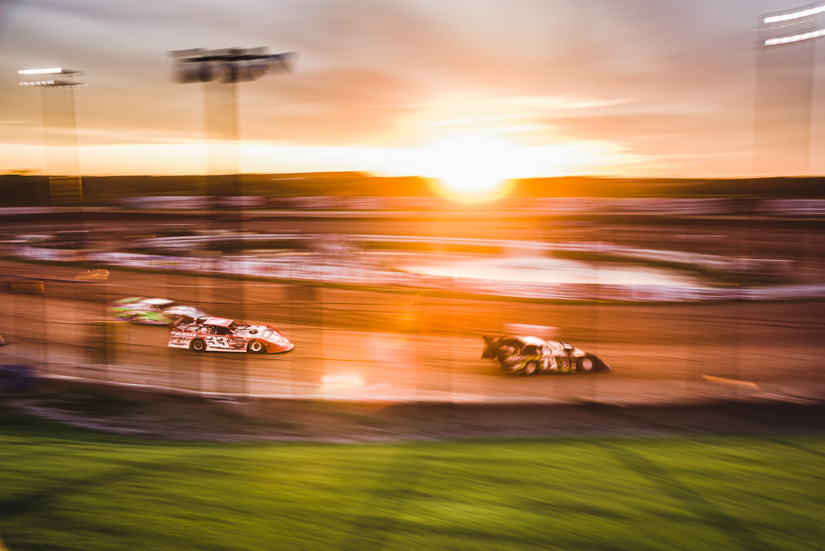 Crowningof the King - 141 Speedway - Sept 26
