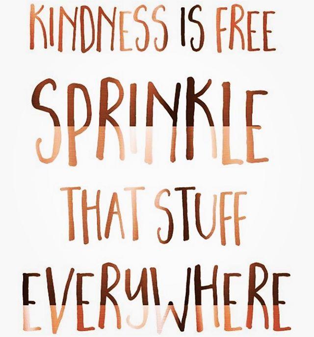 We never met a sprinkle we didn't like.