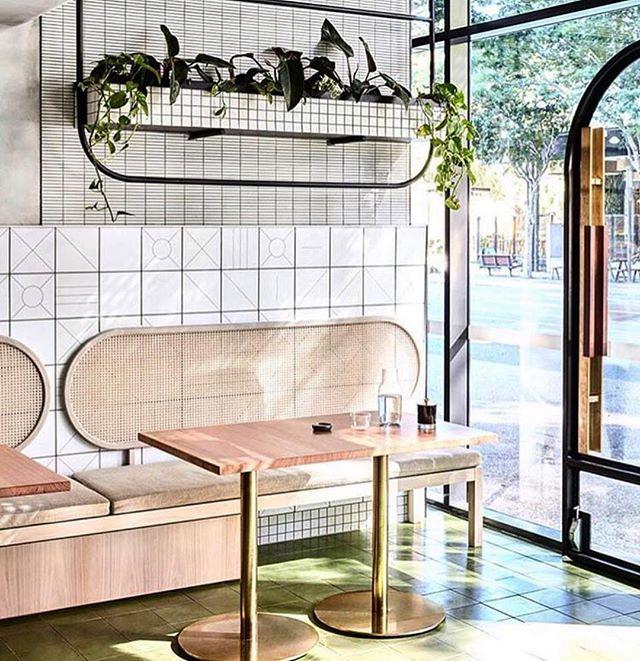 Clean. Cool. Fun. ✨  @redroastercafe  RP:: @elledecoration_nl 📸@seanfennessy