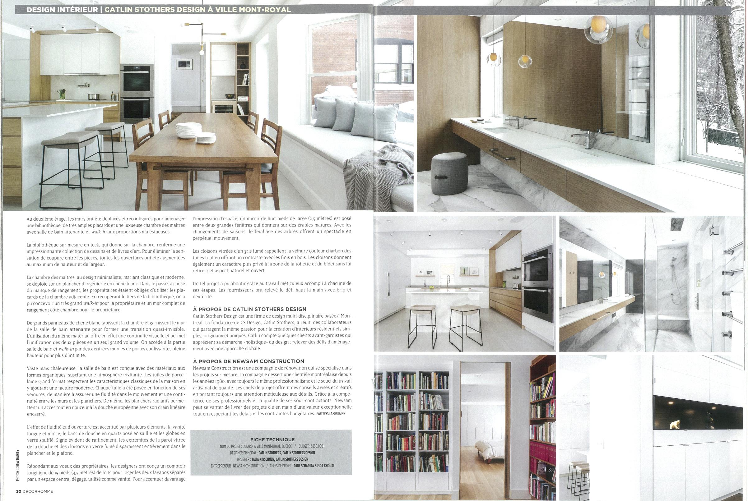 Tuile En Bois Nom lazard — catlin stothers design