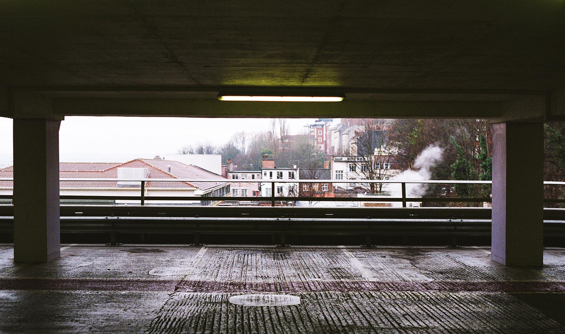 Inhabiting a car park