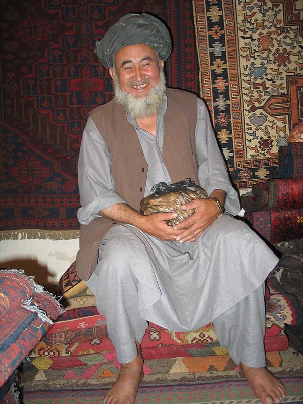 Khudai Bairde, Peshawar, Pakistan, 2003