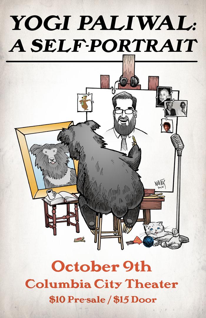Yogi Paliwal: A Self-portrait