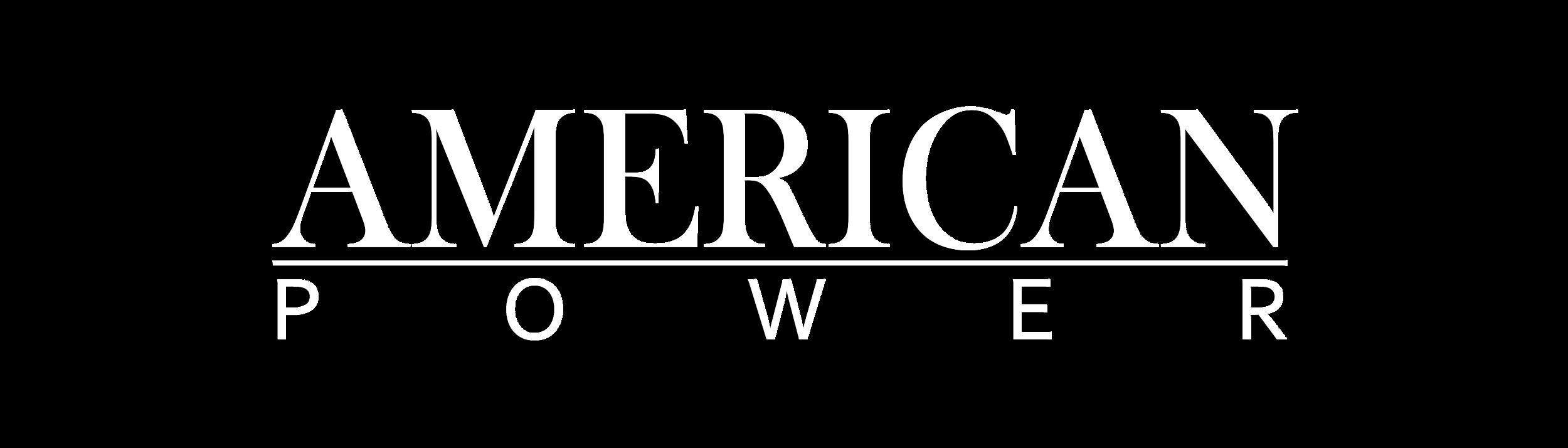American Power Logo, White 3.png