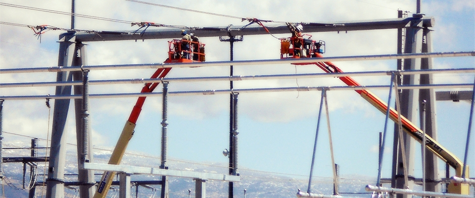 Project Highlight:  Vail T-3 Substation Project